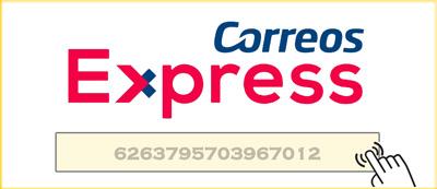 Localizador correos express