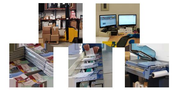 Maquinas y produccion correos